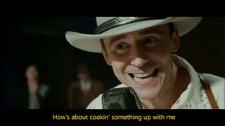 Tom Hiddleston sings Hey Good Lookin '- I Saw The Light (ENG sub+Lyrics)