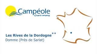 """Vidéo sur le Camping """"Les Rives de la Dordogne"""""""