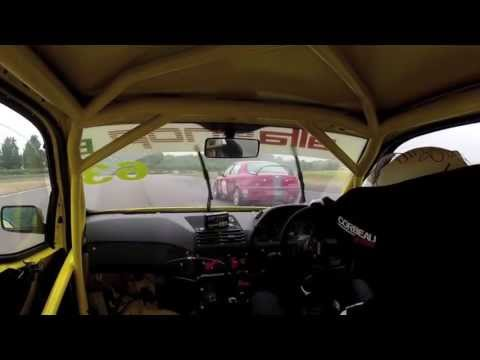 Thruxton 2013 – Race 1 – Matt Daly