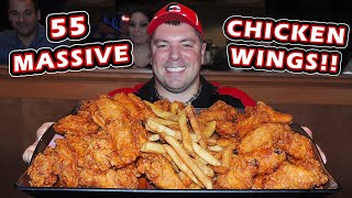 Champion Breaded Chicken Wings Challenge in Missouri!! (Undefeated)
