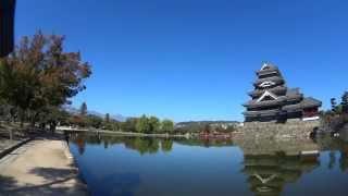 高画質国宝松本城城下町松本のシンボル長野観光R¡i¡/NationaltreasureMatsumotoCastle,Nagano