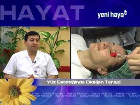 BÖLÜM 39 Dr Adnan Gürcan Newform ile Yenihayat / YÜZ ESTETİĞİNDE OKSİJEN TERAPİ