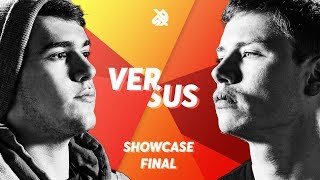 CODFISH vs D-LOW  |  Grand Beatbox SHOWCASE Battle 2018  |  FINAL