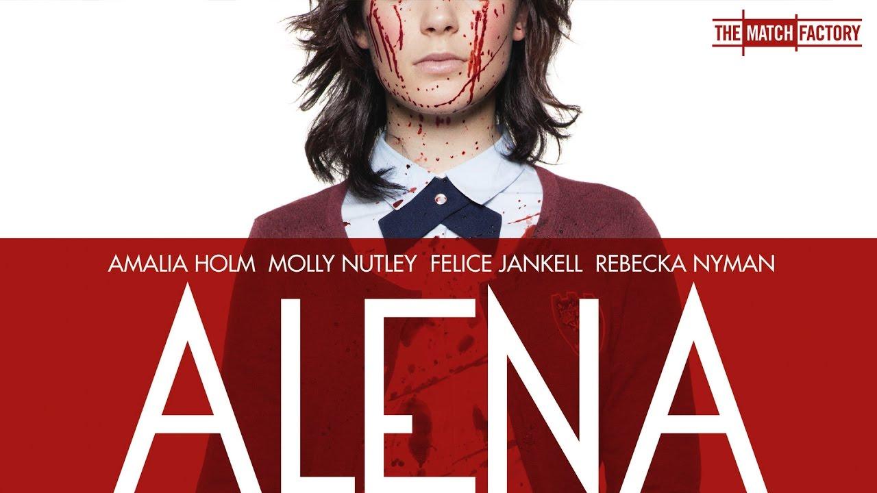Amalia Holm Bjelke alena movie/ film, horror, thriller, , storyline, trailer