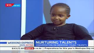 Meet Stacy Juma and Keren Wanjiru young gymnast and a model respectively | NURTURING TALENTS
