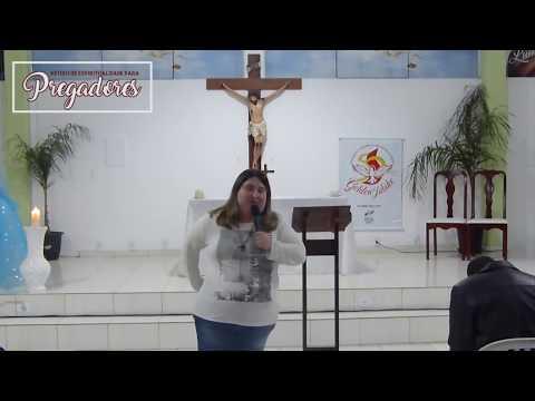 Retiro de Espiritualidade de Pregadores | 3ª Pregação: Honra tua Mãe - Thais Furquim