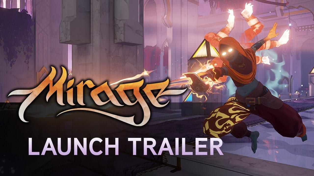 Trailer di Mirage: Arcane Warfare