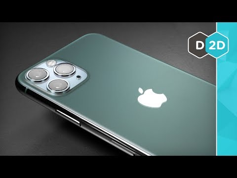 External Review Video uDqmLrpMz7A for Apple iPhone 11 Pro & iPhone 11 Pro Max Smartphone