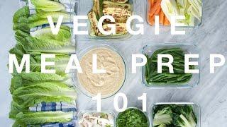 MEAL PREP » How I Prep Vegetables For The Week