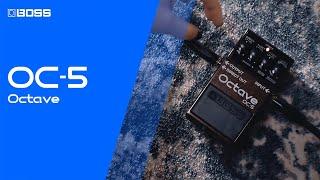 Boss OC-5 Octave Video