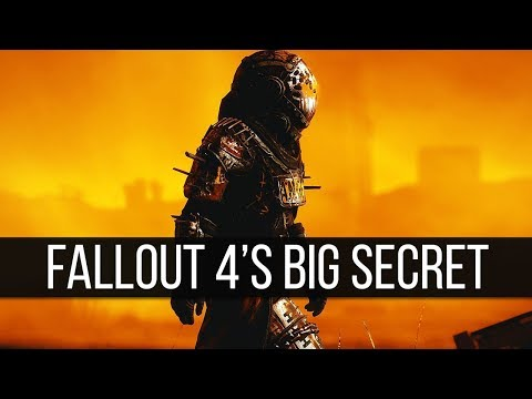 Fallout 4's Big Secret Has Finally Been FOUND