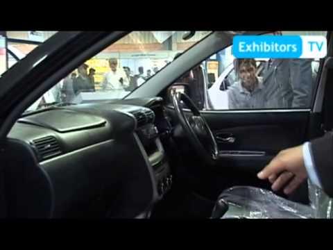Al-Haj Faw Motors (Pvt) Ltd. at Pakistan Auto Show 2013 (Exhibitors TV Network)