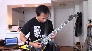 Hate Me! (Children Of Bodom Cover) - HD w/ Solos!