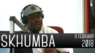 Skhumba Talks About Julius Malema Having A Newborn
