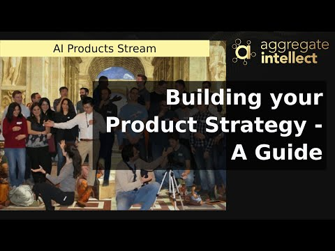 Building your Product Strategy - A Guide