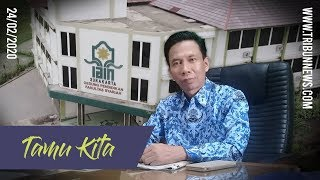 TAMU KITA - Kisah Sukses Perjuangan Rektor IAIN Surakarta Prof Dr Mudofir Abdullah