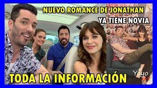 JONATHAN TIENE UN NUEVO ROMANCE CON ZOOEY  I NOVIA DE JONATHAN I HERMANOS A LA OBRA