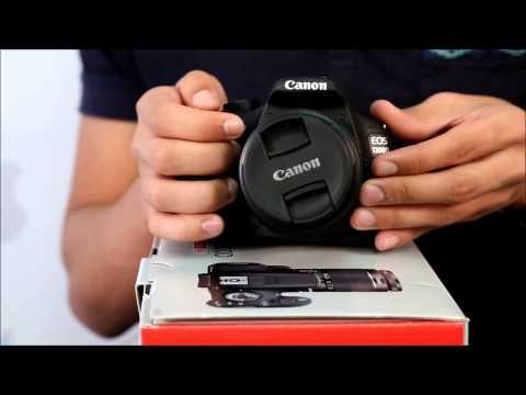 Canon EOS 1200D kit (18-55) обзор, распаковка, характеристики Canon EOS 1200D