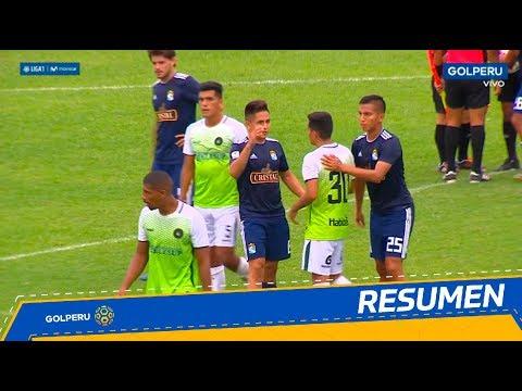 Resumen: Pirata FC vs Sporting Cristal (0-0)
