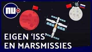 NASA gewaarschuwd: Zo verovert China de ruimte   NU.nl