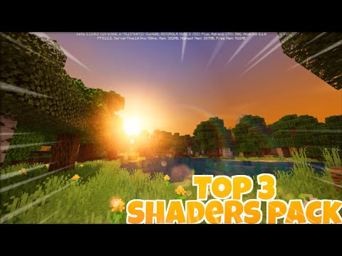 MCPE 1 11 3 BEST SHADERS - Minecraft PE Ultra Realistic Shaders
