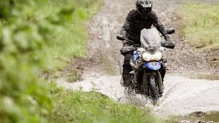 Triumph Tiger 800 XCx Vs XRx Review With Off Road