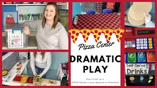 Pizza Center Dramatic Play Video