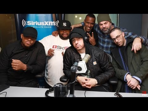Eminem's Full Interview for Shade 45 (about Revival, Dr. Dre, Skylar Grey and more) 17.11.2017