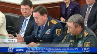 МВД: угроза паводков в 6 областях Казахстана