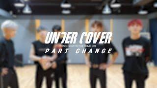 A.C.E(에이스)   UNDER COVER_PART CHANGE