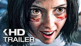 Trailer of Alita - Battle Angel (2019)