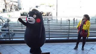 くまモン、熊本観光はボクに会えることだモン@国分寺2018/10/06