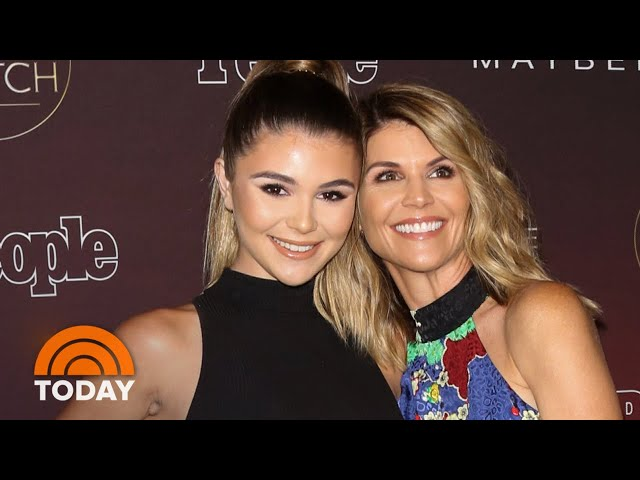 Olivia Jade's Fake Athletic Profile Revealed In Court | TODAY
