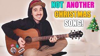Not Another Christmas Song (blink 182 Acoustic Cover)