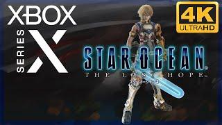 [4K] Star Ocean : The Last Hope / Xbox Series X Gameplay