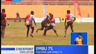 Mean Machine crowned Embu 7s champions