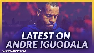 Lakers News Feed: Update On Iguodala & What It Means For The Lakers