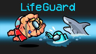 *LIFEGUARD* IMPOSTER Mod in Among Us