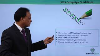 Mobile Marketing - SMS Campaign