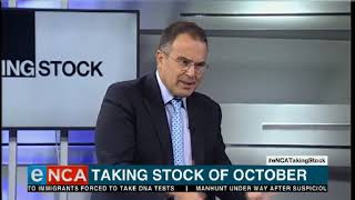 Taking Stock of the Markets | 25 October 2018