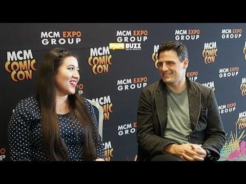 Enver Gjokaj on Agent Carter, the MCU, and working with Dichen Lachman (MCM London Comic Con)