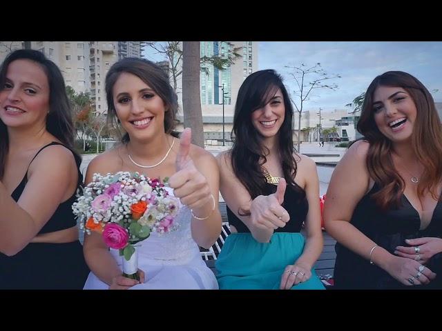 החתונה מעיין ואריאל היילייט חתונה