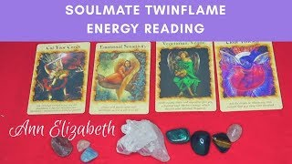 Twinflame Energy Reading - Cutting Cords to Manifest The Divine Union