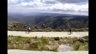 preview picture of video 'Pedaleando a San Francisco del Monte de Oro'