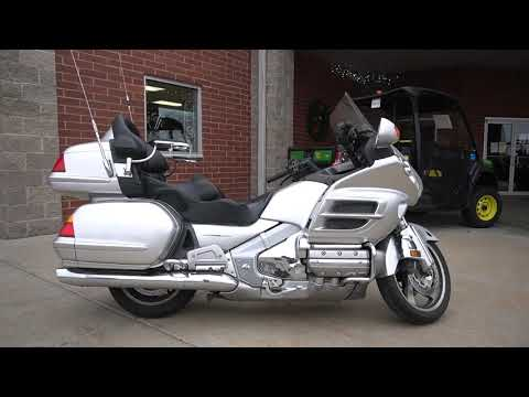 2005 Honda Gold Wing® in Mauston, Wisconsin - Video 1