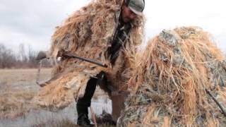 Смотреть онлайн Весенняя охота на уток с подсадной