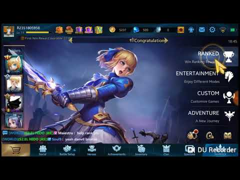 How to Top Up via globe load Mulan Heroes Evolved