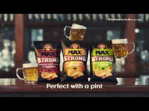 Walkers Max Strong Commercial