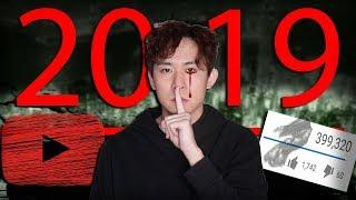 2019年香港5大恐怖Youtuber榜單! 最高觀看次數的影片!