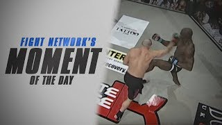 Jack Mason Knocks Out Lola Bamgbala at UCMMA 15 | Moment of the Day